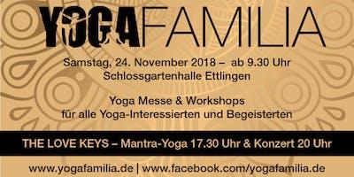 YogaFamilia - Messe, Workshops & The Love Keys