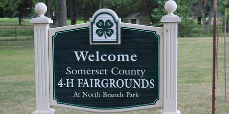 2019 Somerset County 4-H Fair Commercial Exhibitor Registration tickets