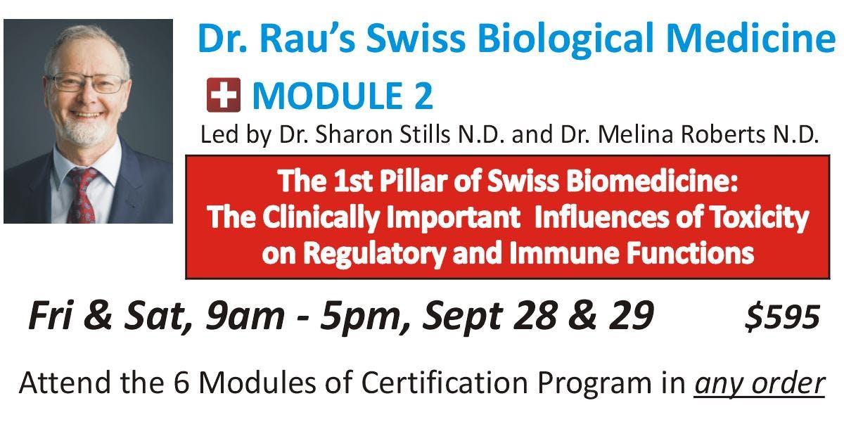 Swiss Biomedicine Academy Module 2  at Tempe, AZ