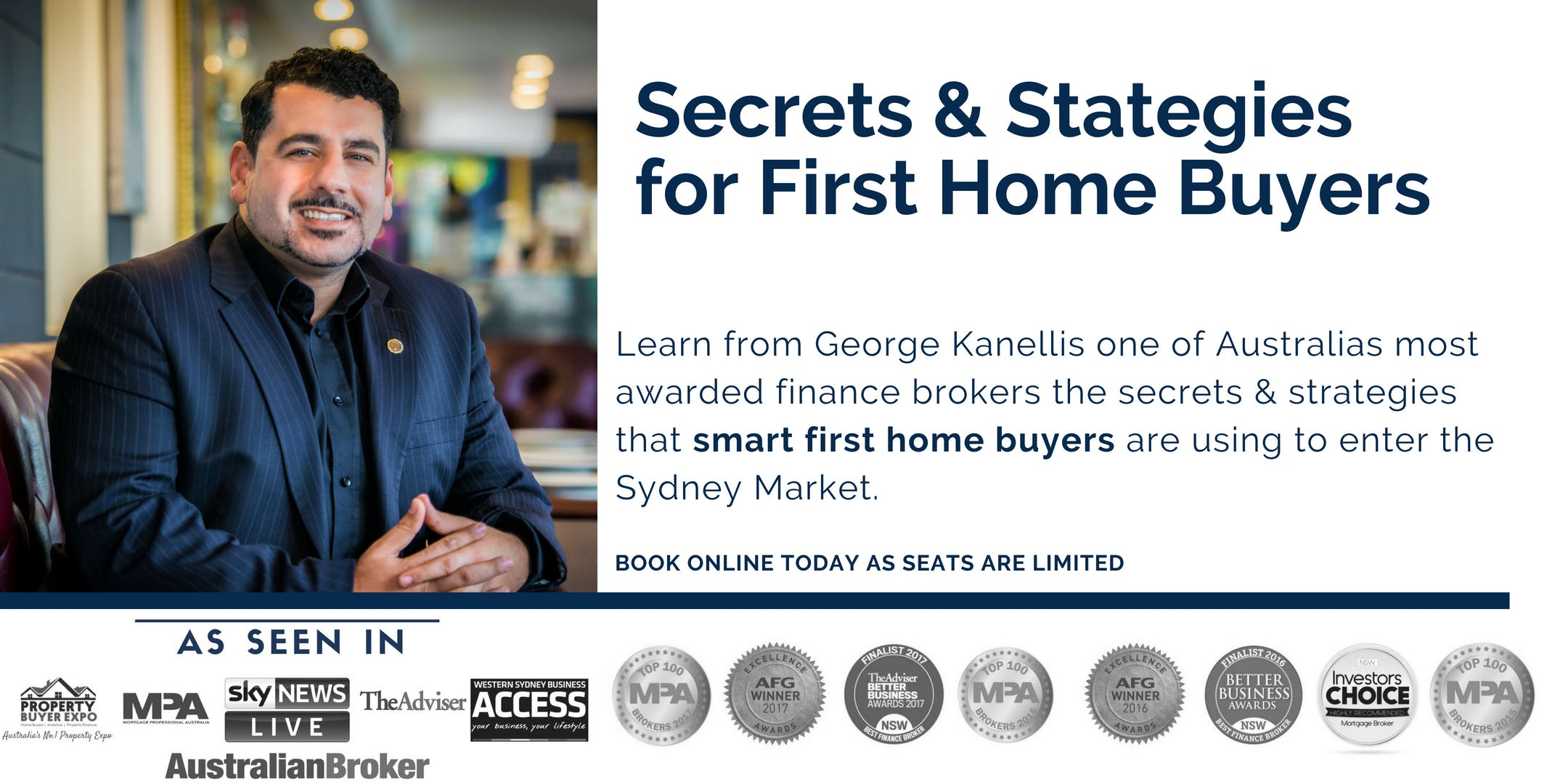 Secrets & Strategies For First Home Buyers