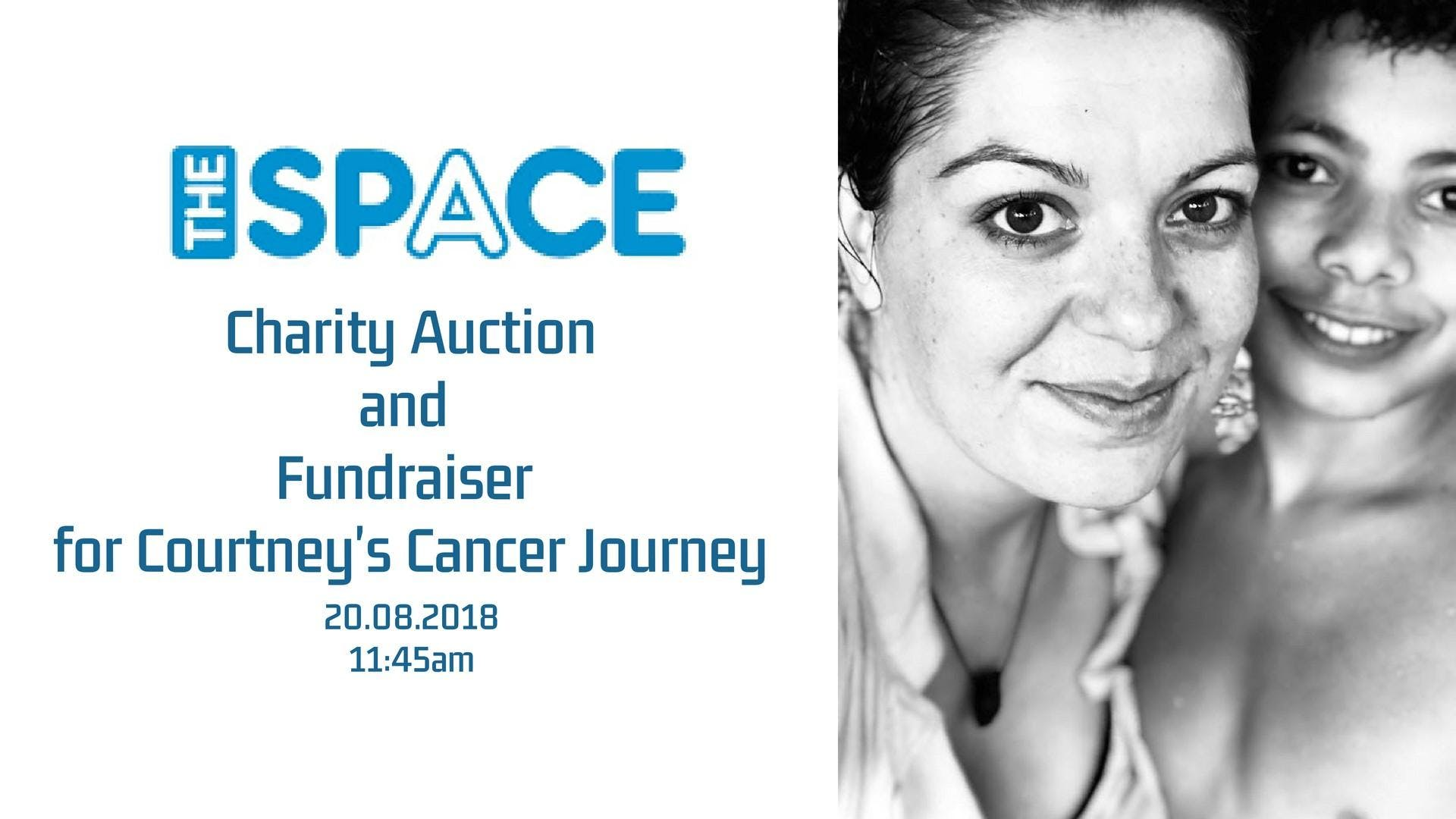 theSPACE Charity Auction & Fundraiser for Cou