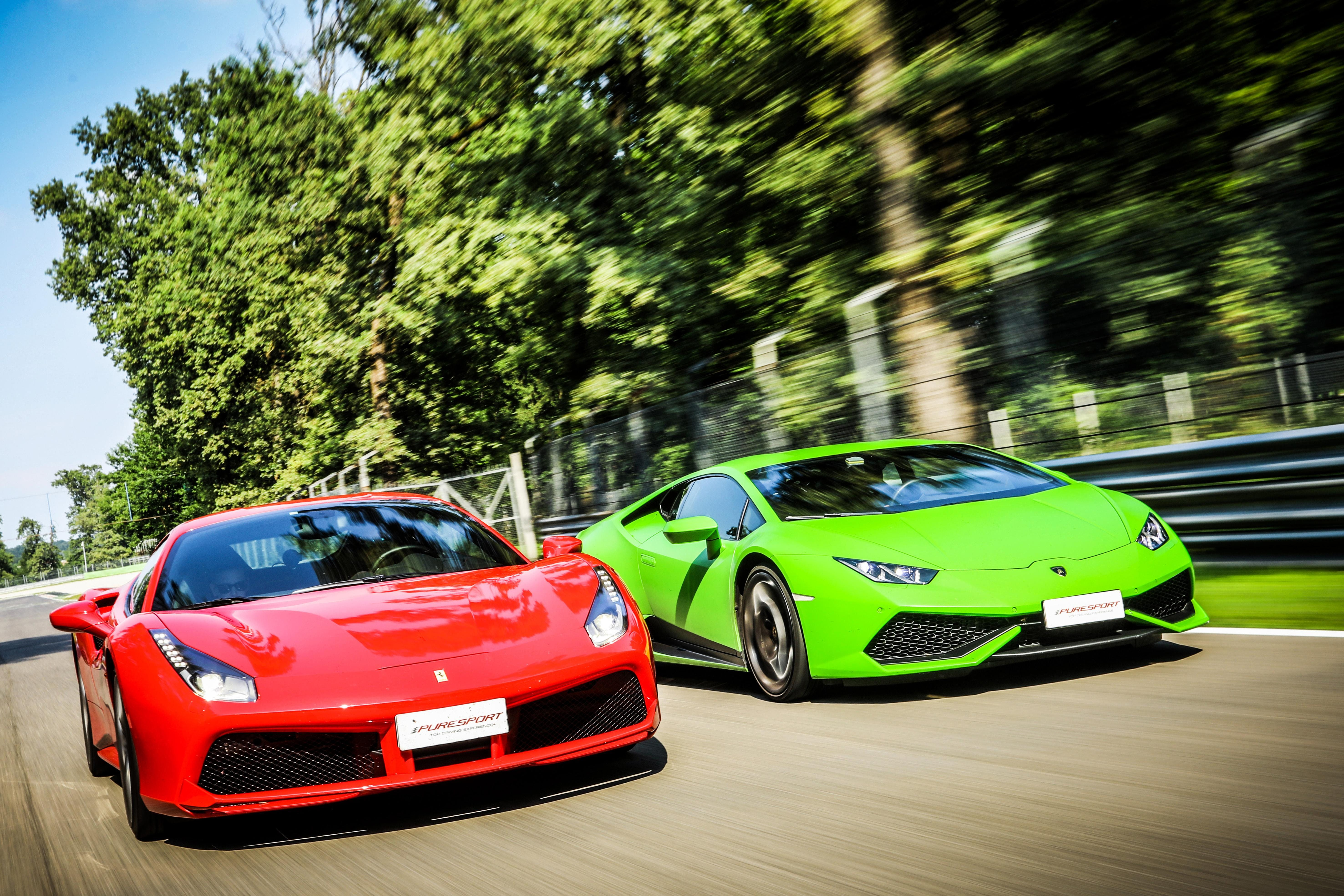 Puresport Top Driving Experience - Viterbo In