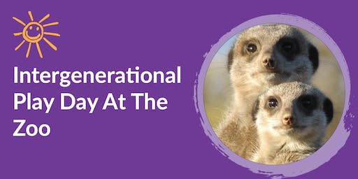 Intergenerational Play Day at the Zoo