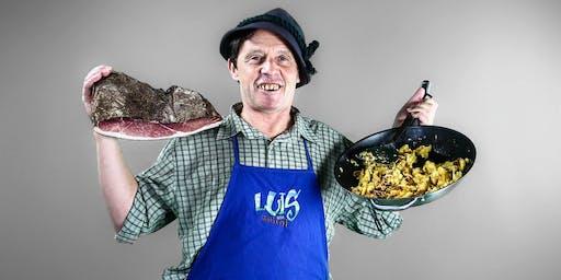 Luis aus Südtirol - Speck mit Schmorrn