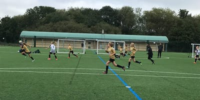 Leyton Active £4- Football For Girls aged 11 to 16 years -  (secondary school age)