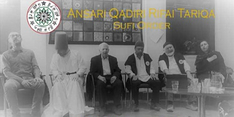 Zikr/Sufi meditation - Ansari Qadiri-Rifai UK zikr for both men and women tickets