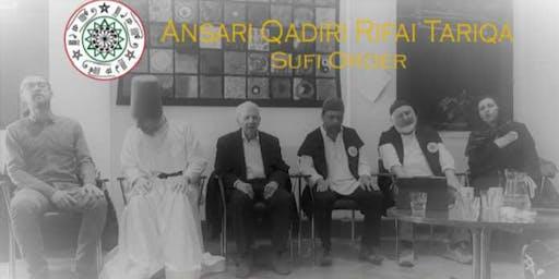 Zikr/Sufi meditation - Shaykh Taner and Shaykha Muzeyyen Ansari
