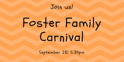 Foster Family Fall Party