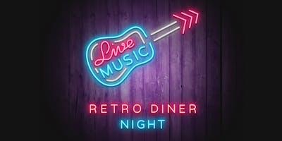 Retro Diner Night