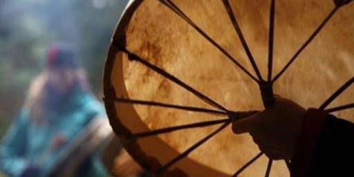 Women's Healing Drum Circle - EARTH HEALING