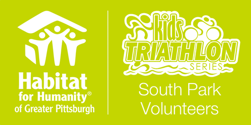 Habitat Pittsburgh's 2019 Kids Triathlon - South Park Volunteer