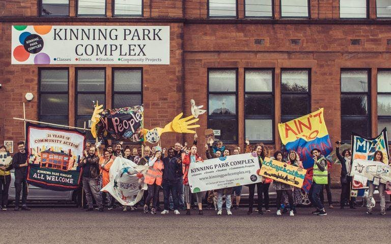 Upping Our Game: Can Communities Take the Lea