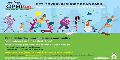 NYRR Open Run: Shore Road Park