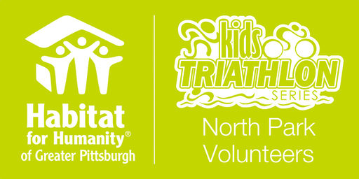 Habitat Pittsburgh's 2019 Kids Triathlon - North Park Volunteer
