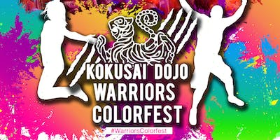 Warriors Colorfest!