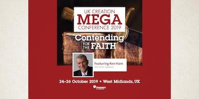 UK Creation Mega Conference 2019