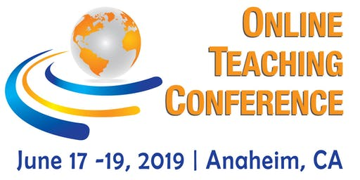 Online Teaching Conference 2019