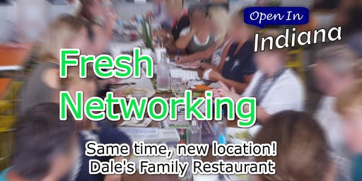 Open In Indiana Fresh Networking