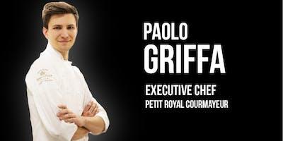 Chef Awards _ Best 100 Chef _ Immersive Dinner con lo Chef Paolo Griffa