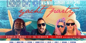 Pier Pressure Labor Day Weekend SD Mega Yacht Party w/...