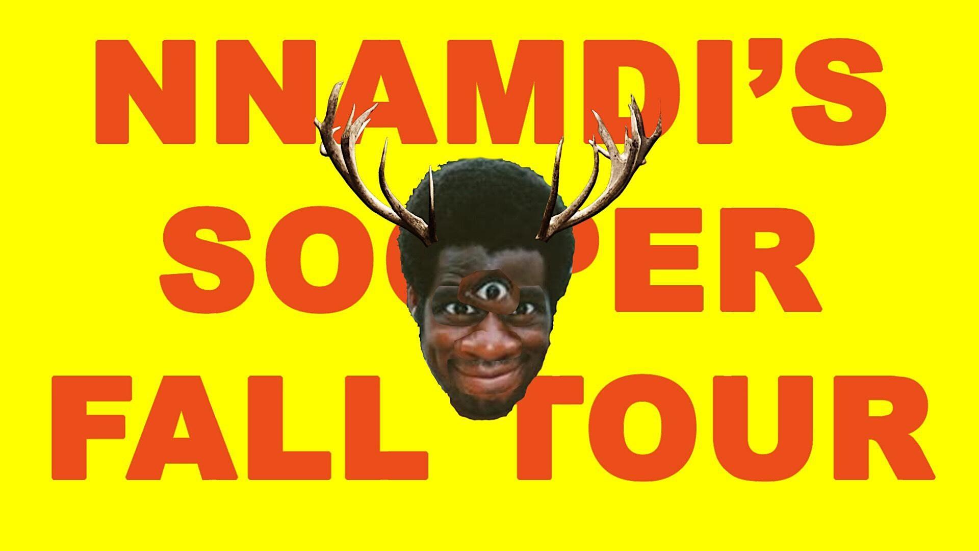 Nnamdi Ogbonnaya / Sen Morimoto / Glitter Moneyyy