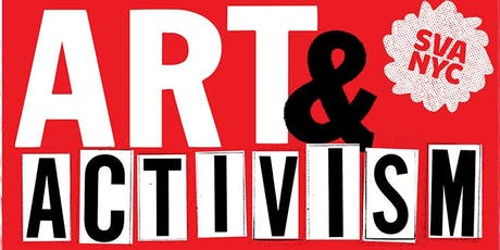 Art & Activism: Takin' it to the streets tickets