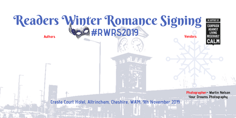 Readers Winter Romance Signing 2019 tickets