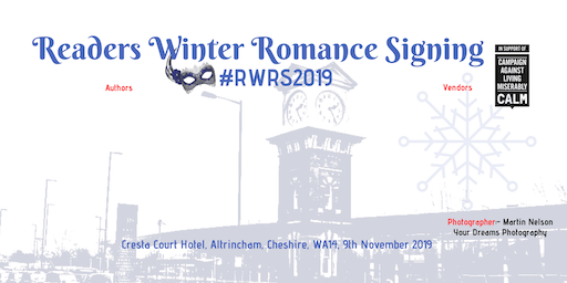 Readers Winter Romance Signing 2019