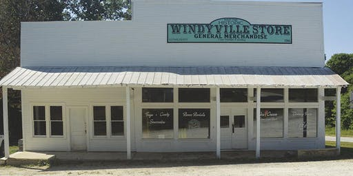 A Very Spooky and Paranormal Halloween at the Windyville General Store