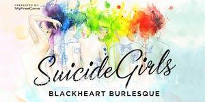 (CANCELED) London - SuicideGirls: Blackheart Burlesque...