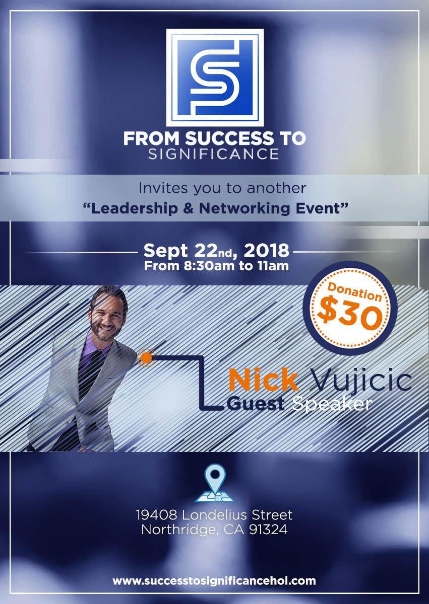 From Success to Significance - Leadership and Networking Seminar