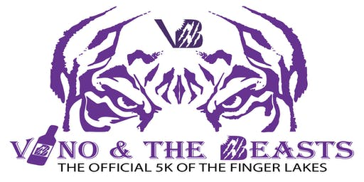 2019 Vino and The Beasts 5K Run with Obstacles - Finger Lakes, NY