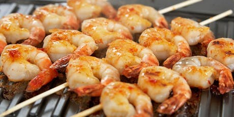 Seafood Barbecue Cooking Class tickets