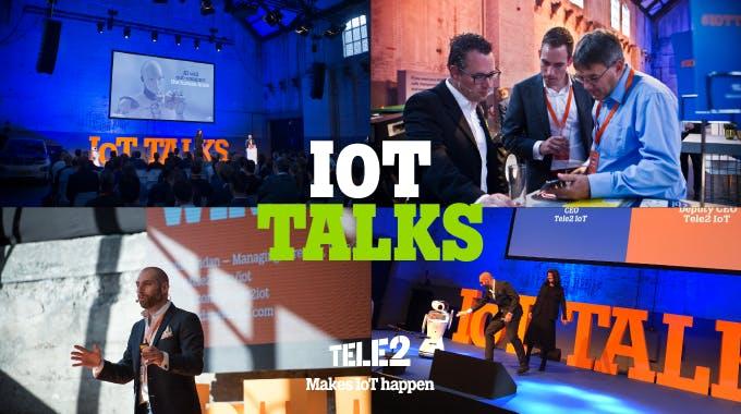 IoT Talks Rotterdam 2018