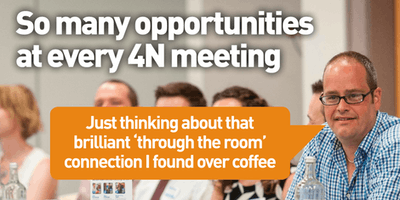 4N Reigate and Redhill Networking Breakfast