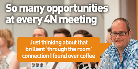 4N Kingston Networking Breakfast tickets