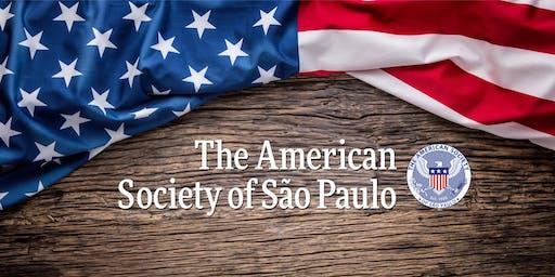 AmSoc 2019 Membership - São Paulo Residents