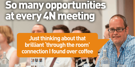 4N Croydon Networking Breakfast tickets