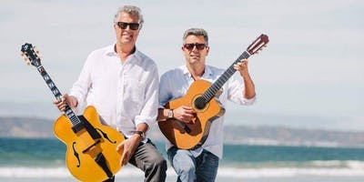 Smooth Hot Jazz Presenta el Hot Concert de Marc Antoine y Paul Brown
