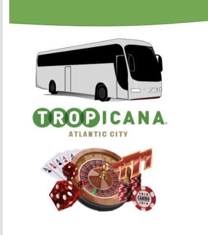 B & M Tropicana Casino Bus Trip