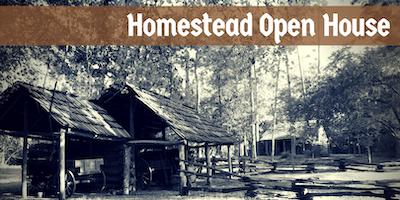 Homestead Open House