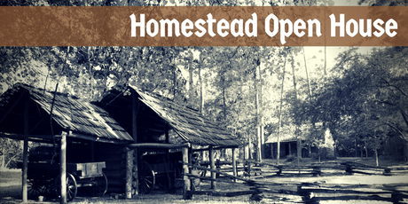 Homestead Open House tickets