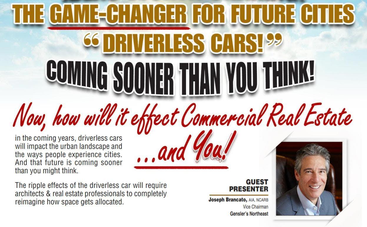 Driverless Cars NYSCAR