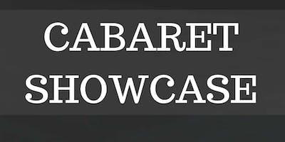 Cabaret Showcase Thursday March 7 @ 7:00PM
