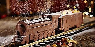 3D Chocolate Train Making Workshop