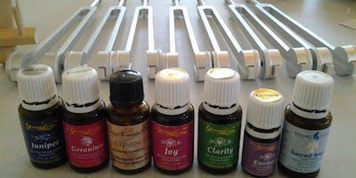 Aroma Sounds: Vibrational Raindrop Technique & Ancient Oils