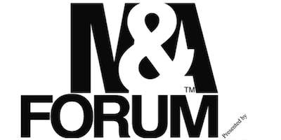 Forum M&A 13ème édition / 13th M&A Forum Montréal