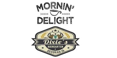 Mornin' Delight+TG Tap Takeover @ Dixie's Biergarten