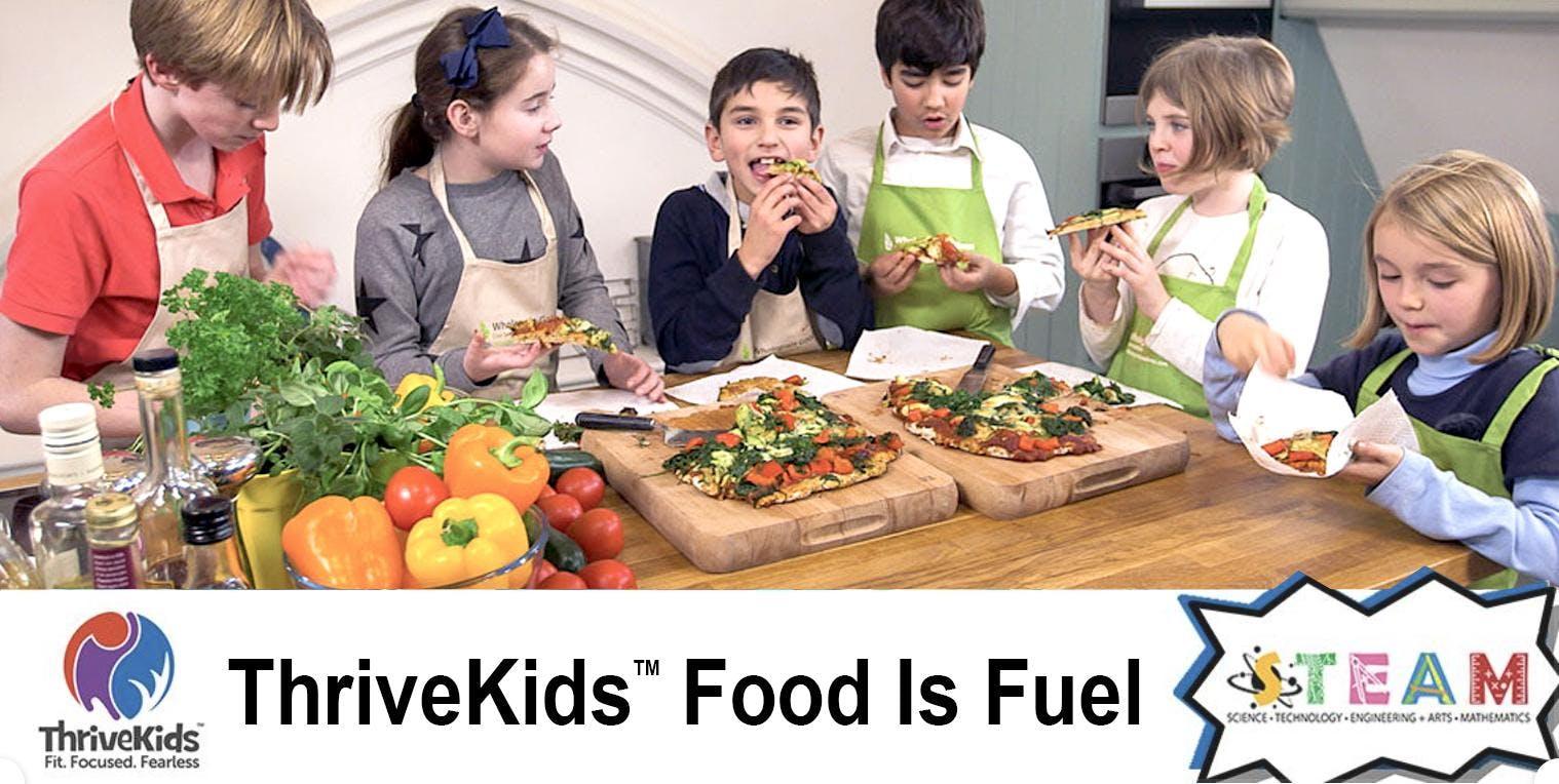 Food Is Fuel - 8 Week Saturday Class