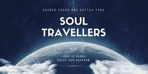 Soul Travellers Sacred Cacao and Sattva Yoga Journey